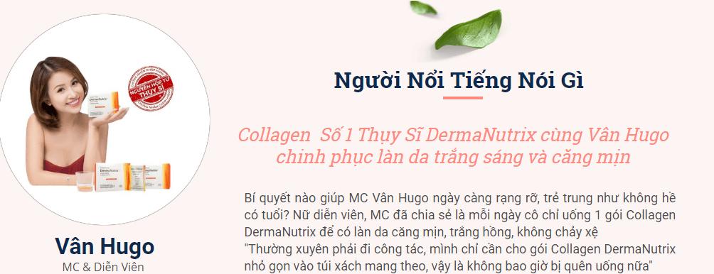 Gel uống chống lão hóa Collagen DermaNutrix