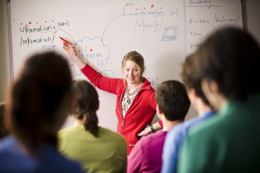 Giáo viên - Hướng Dẫn Chọn Trung Tâm Học Tiếng Anh Phù Hợp