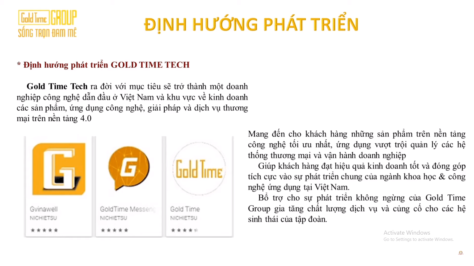 Gold Time Coffee Công ty thời gian Vàng la gì có lừa đảo không 1-min
