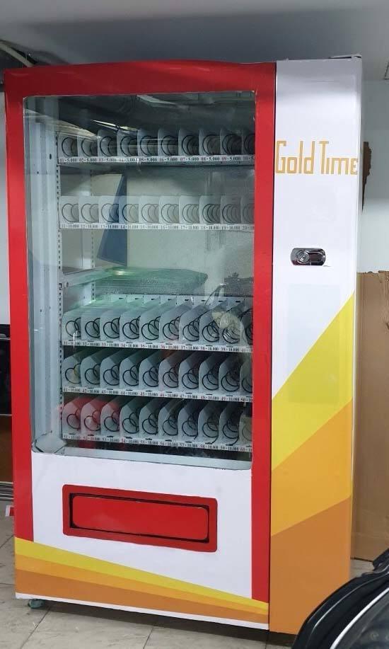 máy bán hàng tự động Gold Time,