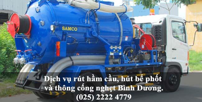 1 Dịch vụ rút hầm cầu, hút bể phốt và thông cống nghẹt giá rẻ tại Bình Dương Thuận An, Dĩ An, Bến Cát, Tân Uyên, Dầu Tiếng, Bàu Bàng, Phú Giáo, Thành Phố Thủ Dầu Một