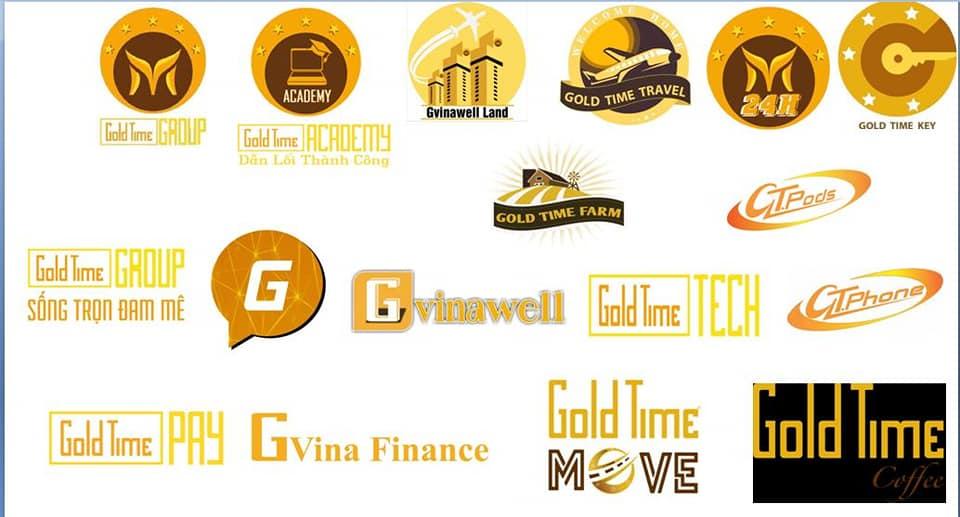nhãn hiệu độc quyền Gold Time