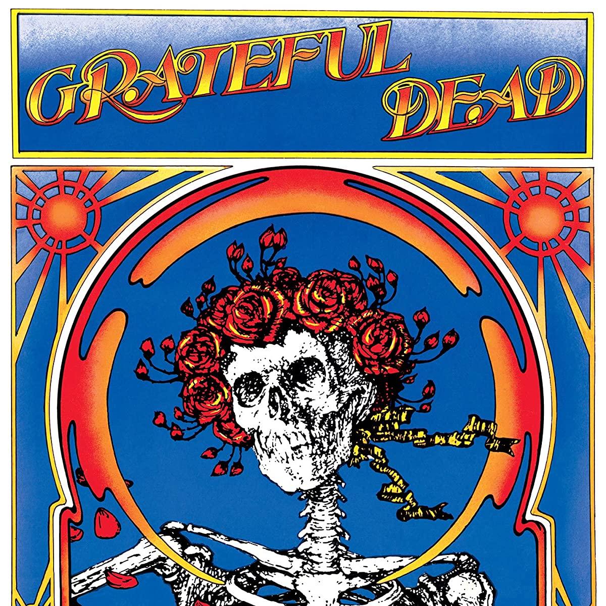 Grateful Dead Skull Andamp Roses Live Expanded Edition by Grateful Dead