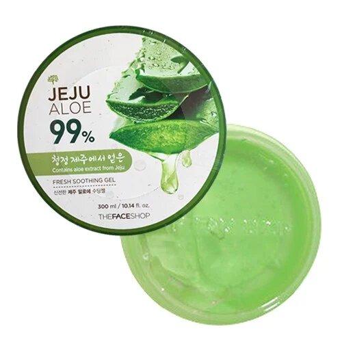 gel-duong-da-the-face-shop-jeju-aloe-99-fresh-soothing-gel-review-thanh-phan-gia-cong-dung