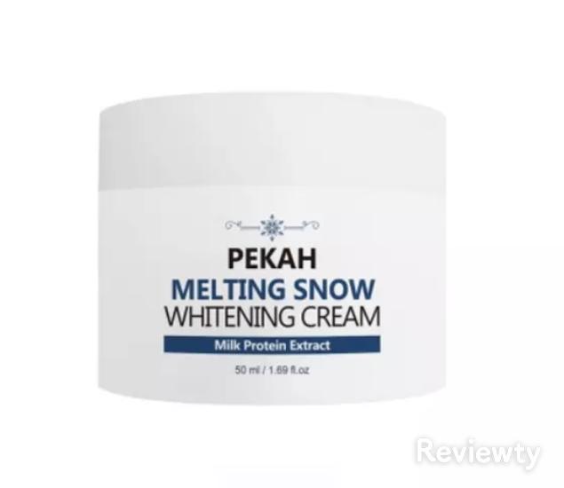 kem-duong-trang-da-pekah-melting-snow-whitening-cream-review-thanh-phan-gia-cong-dung
