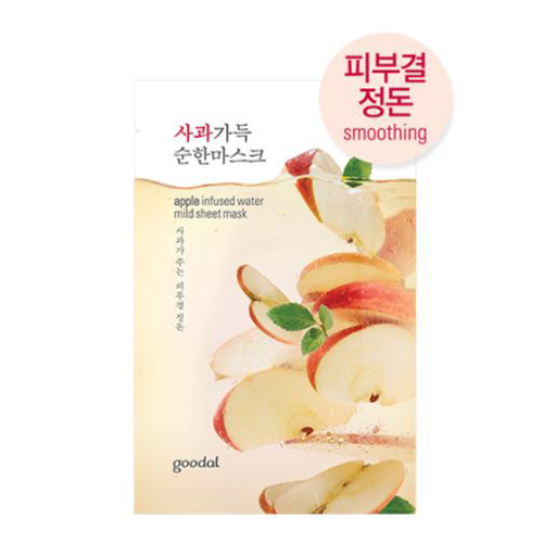 mat-na-giay-goodal-apple-infused-water-mild-sheet-mask-review-thanh-phan-gia-cong-dung