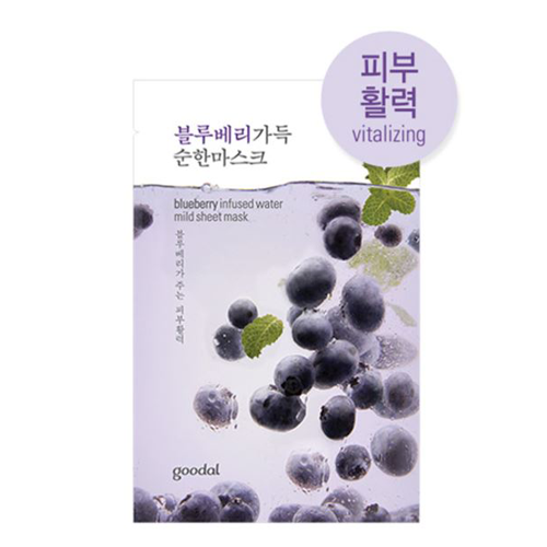 mat-na-giay-goodal-blueberry-infused-water-mild-sheet-mask-review-thanh-phan-gia-cong-dung