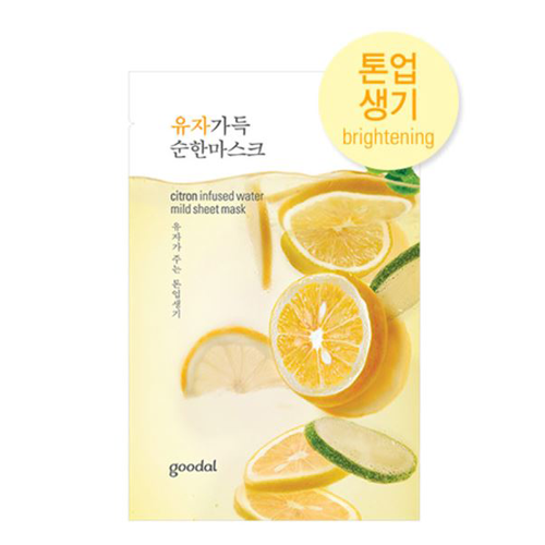 mat-na-giay-goodal-citron-infused-water-facial-mask-review-thanh-phan-gia-cong-dung