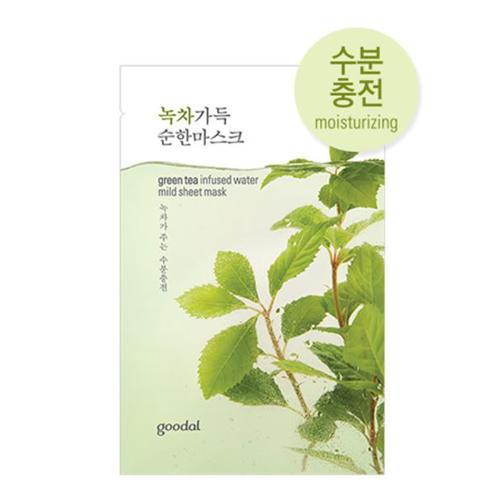 mat-na-giay-goodal-greentea-infused-water-mild-sheet-mask-review-thanh-phan-gia-cong-dung