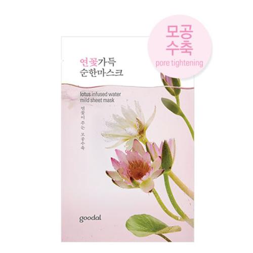 mat-na-giay-goodal-lotus-infused-water-mild-sheet-mask-review-thanh-phan-gia-cong-dung