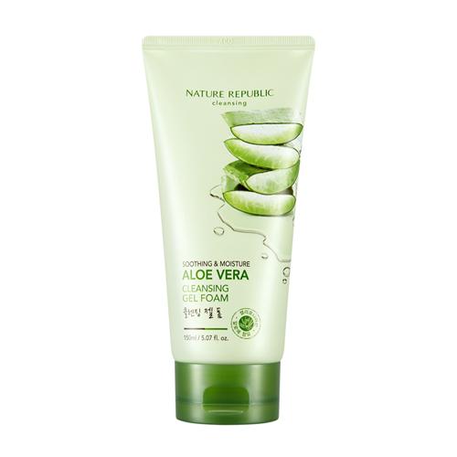 gel-rua-mat-nature-republic-soothing-moisture-aloe-vera-cleansing-gel-foam-review-thanh-phan-gia-cong-dung