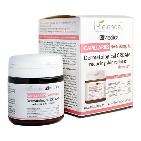 kem-duong-bielenda-dr-medica-capillaries-dermatological-cream-reducing-skin-redness-review-thanh-phan-gia-cong-dung