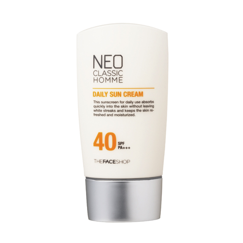 kem-chong-nang-the-face-shop-neo-classic-homme-daily-sun-cream-spf40-pa-review-thanh-phan-gia-cong-dung